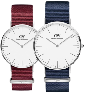 Best Daniel Wellington Couple Watches