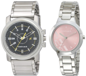 Best Fastrack couple watches