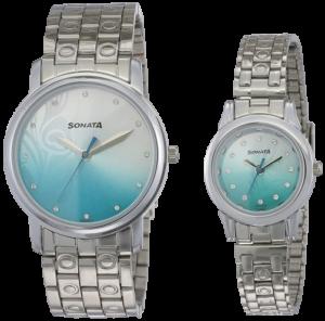 Best Sonata Couple Watches