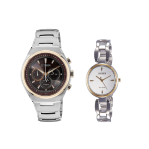 Citizen Custom Paired Watches