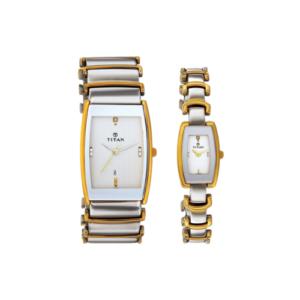 Titan Wedding Couple pair Watches
