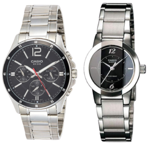 Casio Couple Watches