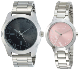 Fastrack Casual Analog Couple Watches