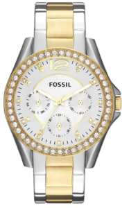 Fossil women watch for dad and mom