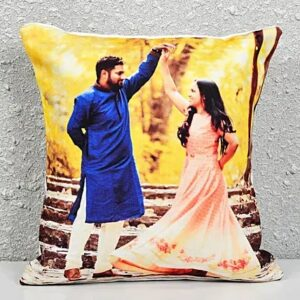 Photo Personalized Bedsheet & Pillow