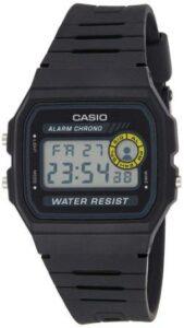 Casio Youth Series Digital Grey Dial Unisex Watch