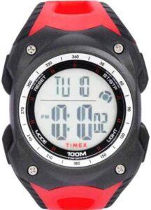 Timex Digital Black Dial Mens Watch