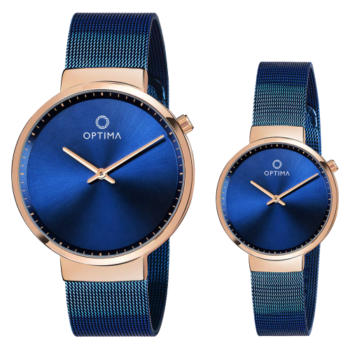 Optima Couple Watches