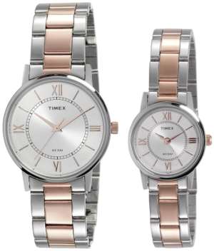 Timex analog best couple watches