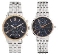 Titan Wrist couple watches 3 - Bandhan Collection