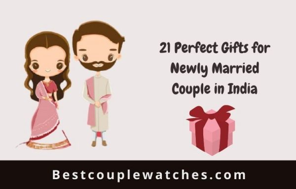 best gift for newly married couple in India